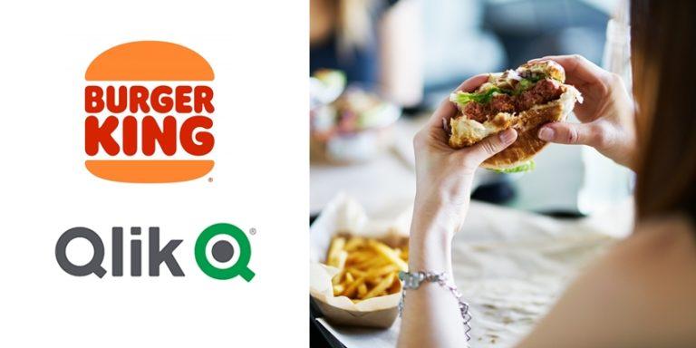 Burger King Picks Qlik to Improve Restaurant Efficiency