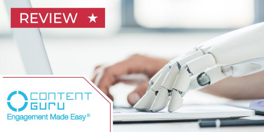 Content Guru Storm Machine Agent Review: Image Recognition