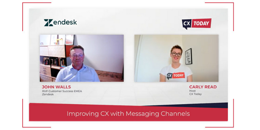 Improving CX with Messaging Channels