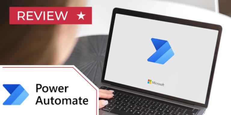 Microsoft Power Automate Review Extensive Pre-Built Templates