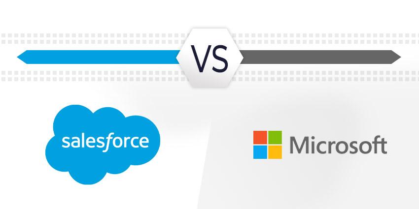 Salesforce vs Microsoft Dynamics