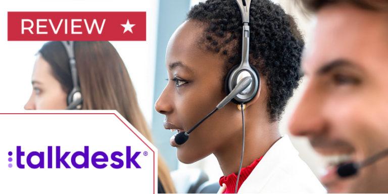 Talkdesk Agent Assist Review AI Assistance