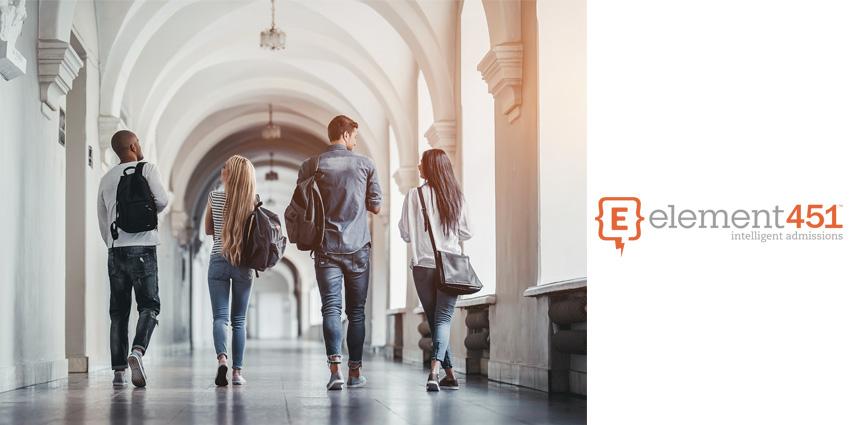 Student Engagement CRM Element451 Extends Automation