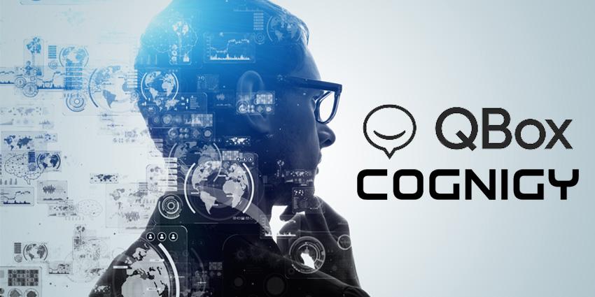 QBox, Cognigy Partner on Conversational AI Testing