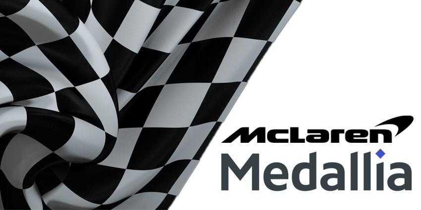 Medallia Becomes McLaren F1 Official Feedback Partner